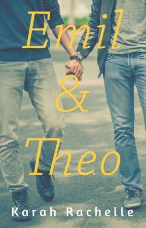 Emil & Theo by KarahRachelle