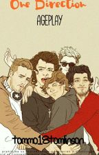 One Direction:ageplay by tommo18tomlinson