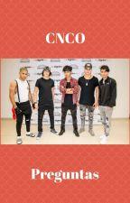 CNCO - Preguntas by KatherineCncowner