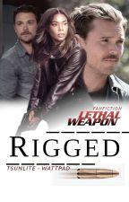 Rigged ▪▫▪ Martin Riggs by Tsunlite