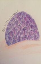 Big, purple.......egg? by Yfictions