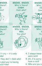 Knock Knock Jokes by 1DRachel18