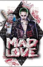 Mad Love ↬ Harley e Joker by daddyslilmonsteer