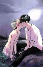 Amor azulado   yoonmin.  by SmileGirlhdz