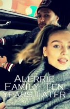 Alerrie Family- Ten years later by Elliecatrin