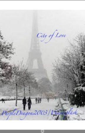 Miraculous: City of Love by PurpleDragon2003