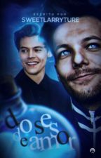 Doses de Amor [lwt + hes   m!preg   abo] by larryprincspoetry