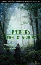 Rangers - Ordem dos Arqueiros: Tempos Modernos by Julie1Sachs