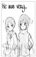 Shy ft. SasuHina [Naruto School AU] by JoLovesRegi-