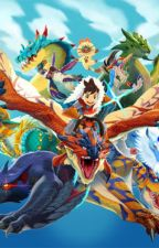 MONSTER HUNTER - Aventuras y Misiones by Haruka-Saba