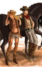 Salvajes (AU Percabeth)  by xxloveshipsxx