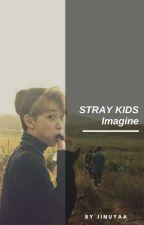 stray kids imagine by jinuyaa