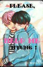PLEASE, HELP ME HYUNG! (YOONMIN) by lollipopmix
