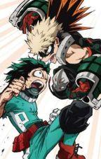 Hero Academia fan-fiction  by -Bakugou