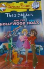 Thea stilton and the Hollywood hoax by tejaswikale12