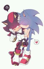 ¡Shadow quiero ser activo! [Shadonic/Sonadow] by Mxphilxs_Jm