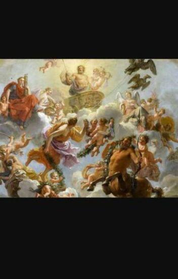 Yunan Mitolojisi Tanrı Tanrıça Ve Titanlari