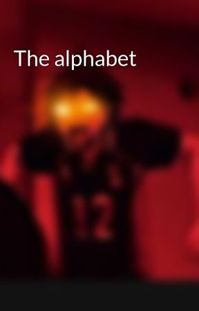 The alphabet by musicforlovers