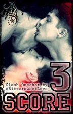 Three Score (oneshot) [boyxboy] by ABittersweetLove