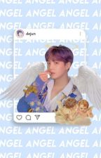 Angel • Yoongi x Male Reader• ✔️ by OtterYoungjae