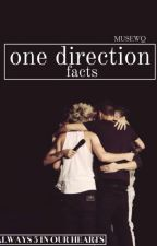 ONE DIRECTION FACTS | Book One | by Musewq