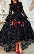 Romy by Lenaroberts16