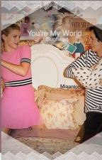 You're my world•••Bughead by MiaAnton