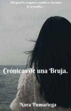 Crónicas de una Bruja. by norapumariega_97