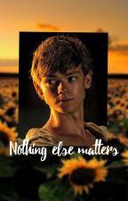 ,,Nothing else matters''-Więzień labiryntu-Newt by SheWolfHale