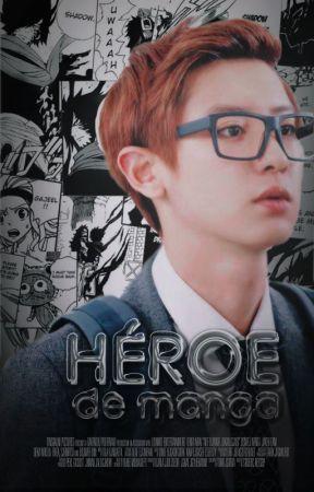 Héroe de Manga [ChanBaek] by hellojunu