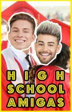 High School Amigas: El Sabotaje | Ragoney by nyicris