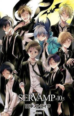 ⏺servamp one shot⏺ - misono x vampire reader lemon - Wattpad