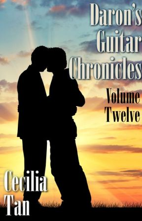 Daron's Guitar Chronicles Volume 12 by ceciliatan