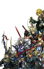 Final Fantasy Legend by RedX1010