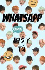 Whatsapp ( BTS y TU) by roxiber
