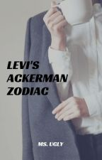 Levi's Ackerman Zodiac ☕️🍂 by Ms-ugly