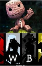 Sackboy in remnant by thehugger011