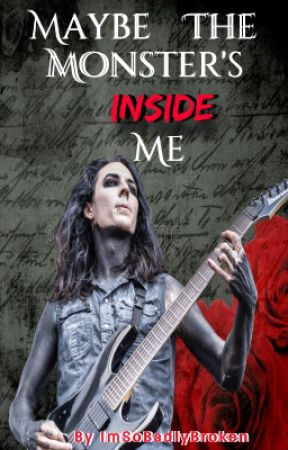 Maybe The Monster's Inside Me (Cricky Sequel) | #WattPride | by ImSoBadlyBroken