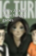 Percy Jackson in the hunger games by Charizard015