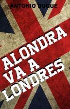 Alondra va a Londres by MundanoInfame