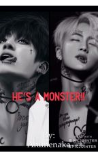He's A Monster!!// Jinkook by Auth0rnim