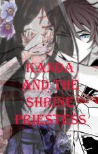 Kanda and the Shrine Priestess by code_breaker_00