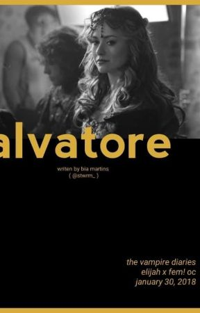 ¹ A Salvatore by glwtters