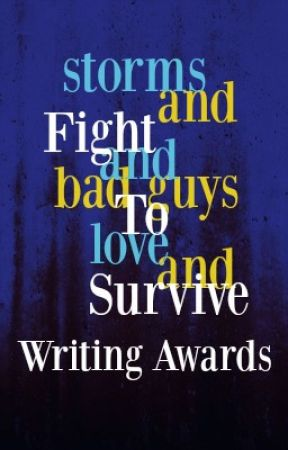 'Fight to Survive' Writing Awards 2018 (Open) by MairaDawn