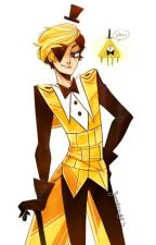 Human Bill Cipher X Reader one-shots by MarcelineLikesPizza