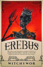 EREBUS; portfólio by witchywor