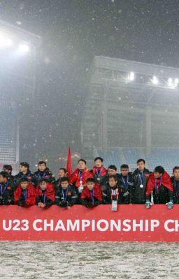 Đọc truyện Đội bóng U23 Việt nam