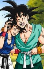 La Hija De Goku  Terminada  by minidogmita
