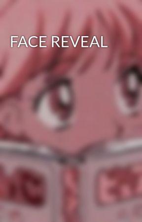 FACE REVEAL  by Graciethehedgehog