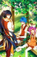 Recomendaciones de Mangas y animes by Lady_Magic_plus